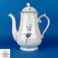VILLEROY & BOCH Old Luxembourg 1.30ltr Coffee Pot