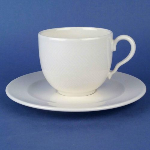 VILLEROY & BOCH Look Coffee Cup and Saucer