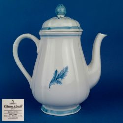 VILLEROY & BOCH Casa Azul 1.25ltr Coffee Pot