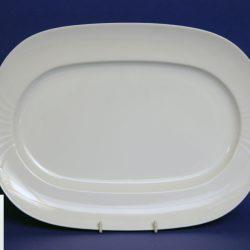 VILLEROY & BOCH Arco White 38cm Oval Platter