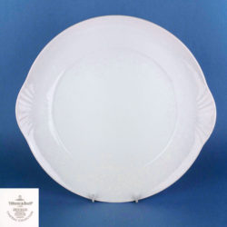 VILLEROY & BOCH Arco White 30cm Cake Plate