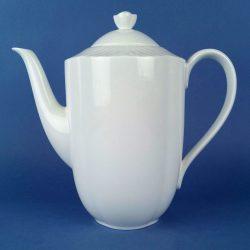 VILLEROY & BOCH Arco White 1.30ltr Coffee Pot