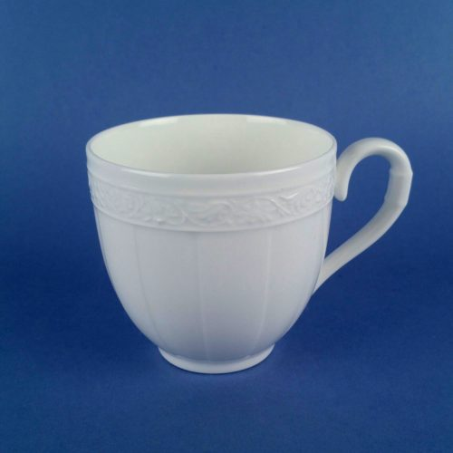 VILLEROY & BOCH Cameo White Coffee Cup