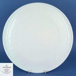 VILLEROY & BOCH Cameo White 30cm Cake Plate