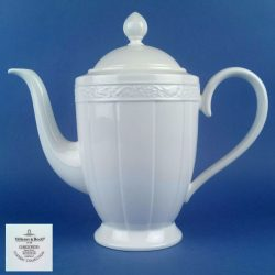 VILLEROY & BOCH Cameo White 1.35 ltr Coffee Pot