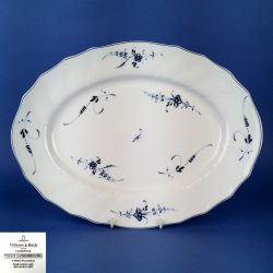 VILLEROY & BOCH Old Luxembourg 36cm Oval Platter