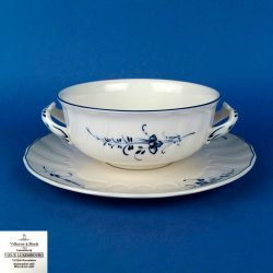 VILLEROY & BOCH Old Luxembourg Soup Cup & Saucer