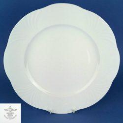 VILLEROY & BOCH Arco White 31cm Round Platter