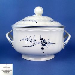 VILLEROY & BOCH Old Luxembourg 2.50ltr Round Vegetable Tureen