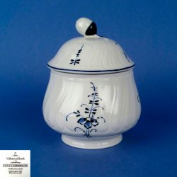 VILLEROY & BOCH Old Luxembourg Covered Sugar Bowl