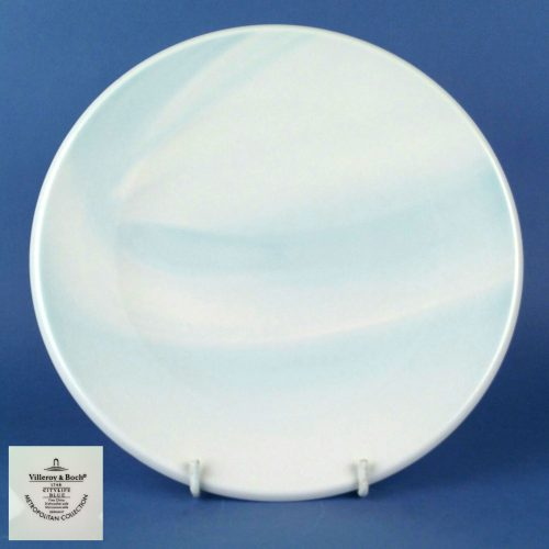 VILLEROY & BOCH City Life Blue 22cm Salad Plate