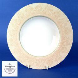 VILLEROY & BOCH Florea Filigree 24cm Deep Plate