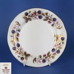 ROYAL STAFFORD Golden Bramble Side Plate