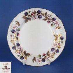 ROYAL STAFFORD Golden Bramble Side Plate