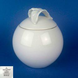 VILLEROY & BOCH Foglia Covered Sugar Bowl