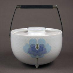 Century Blau Blume