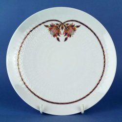 ROSENTHAL Studio Line Romance Orchid - 19cm Salad Plate