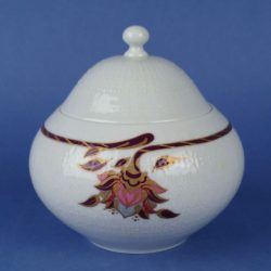 ROSENTHAL Studio Line Romance Orchid Sugar Bowl