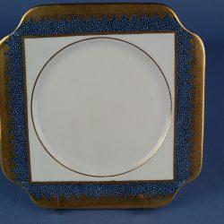 SALISBURY CROWN CHINA Glen 16cm Side Plate