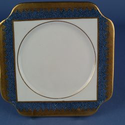 SALISBURY CROWN CHINA Glen 16cm Side Plate