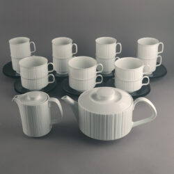 ROSENTHAL Variations by Tapio Wirkkala Tea Set 26 Pieces